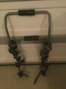 Priced to go trunk mount bike carrier