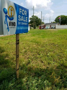 New Listing! **Ready to Build Large Lot in Green Acres**