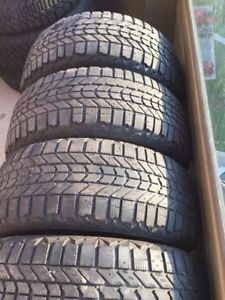 205/55/16 winter tires with  rims London Ontario image 3