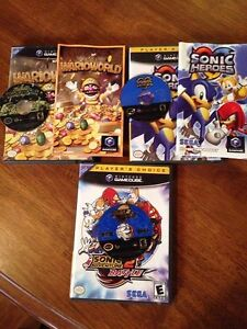 Selling Gamecube games