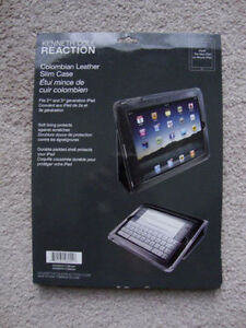 ** BRAND NEW ** Kenneth Cole Reaction leather case for iPad Cambridge Kitchener Area image 6