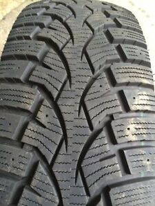 Winter Tires Joyroad RX818 265/70/17 steel rims 6x139.7 GMC Chev