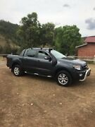Ford Ranger Wildtrak 2013 East Gresford Dungog Area Preview