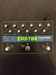 EVENTIDE TIMEFACTORY - LIKE NEW