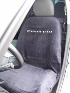CAMARO SEAT TOWELS