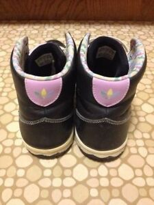 Ladies Size 8 Adidas Hightop Sneakers St. John's Newfoundland image 8