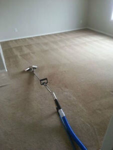 End of Month Special Offer--Carpet & Upholstery Steam Cleaning