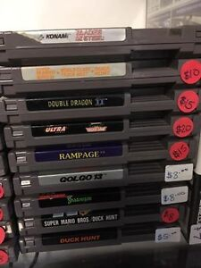 Nes Nintendo Games for Sale