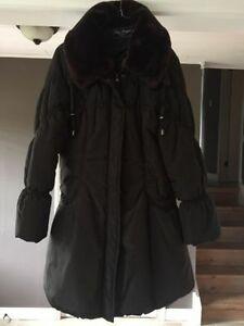 BROWN WINTER COAT