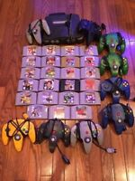 Nintendo 64 Console, Rare Games & Controllers for sale