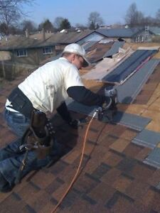 We are offering shingle, flat, and metal roof repair and install London Ontario image 3