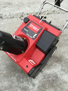 Toro CCR 2000E Snowblower