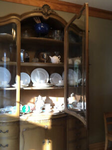 1950's Drexel French Provincial Dining Set