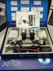 Calgary Vehicle HID Conversion Kit & LED Head Light/Fog Light