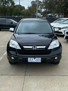 2008 Honda CR-V RE MY2007 Special Edition 4WD Black 5 Speed Automatic Wagon Berwick Casey Area Preview