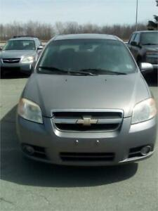 2008 CHEV. AVEO LT AUTO LOADED 145KMS ONLY $2987 CLICK SHOW MORE
