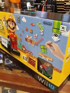 Console WII''U'.  ??dition supermario maker (  u022247 )