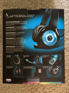 PDP Afterglow Prismatic Wireless Headset & Dolby 5.1 SS Tower Edmonton Edmonton Area image 2