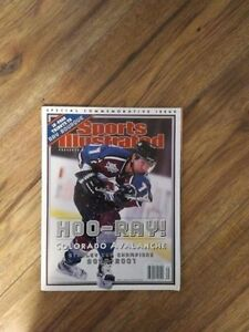 Ray Bourque Magazine Tribute