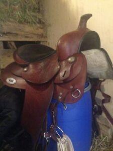 """16"""" Western Saddle!"""
