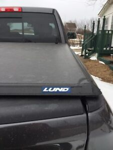 Lund tonneau cover for Dodge Ram