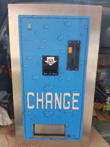 ✅★☆★✅UPGRADED BILL/COIN CHANGER MACHINE-MUST GO ASAP✅★☆★✅