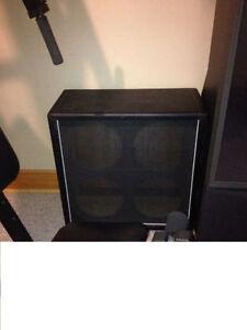 MOJO TONE 4X12 Speaker Cabinet. 1960's Marshall Replica