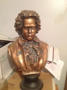 Beethoven bust - Buste comme neuf - like new!!!!