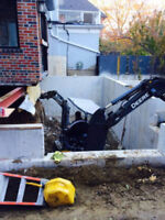 Excavating Services at Great Rates Experienced Operators