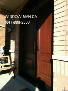 Exterior Fiberglass Entry Door Replacement  Quality product