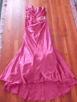 5 long dresses / gowns (pageant, prom, wedding, dress up...)