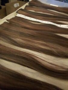 2 sets of Synthetic Hair Extensions