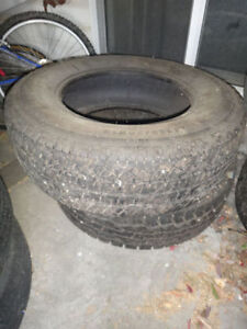 Used Car/Light Truck tires - Good Condition - Affordable prices!