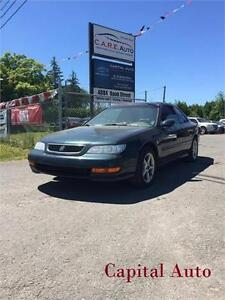 1997 Acura CL Coupe