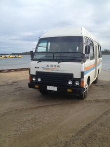 QUICK SALE 1988 KIA ASIA Combi Campervan with low Kms Warneet Casey Area Preview