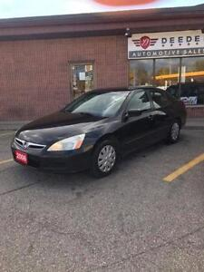2006 Honda Accord With Clean CarProof!!! 161k! CERTIFIED! Cambridge Kitchener Area image 2