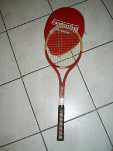 Gently used Vintage Tennis and Squash Racquets / Rackets