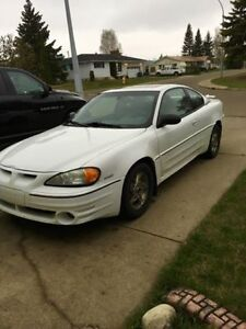 2002 Pontiac Grand Am GT1 Coupe (2 door)