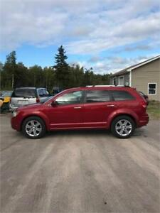 2010 Dodge Journey R/T FINANCING AVAILABLE!!