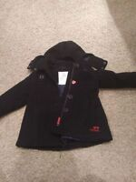 Girls Fall/Winter Mexx Jacket. 18-24 months. Only used a couple
