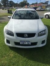 2012 Holden Commodore VE II MY12 SV6 White 6 Speed Automatic Sedan Maddington Gosnells Area Preview