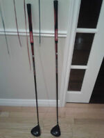 Right Handed Graphite 5 wood & 3 wood