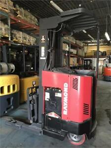 Chariot elevateur Raymond EASI-R35TT Forklift electric used