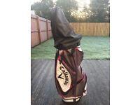 Used Callaway Golf Trolley Bag