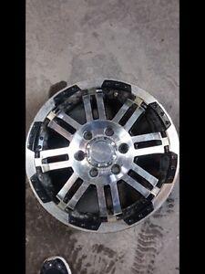 Sprinter wheels