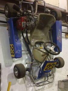6.5 hp sodi go cart