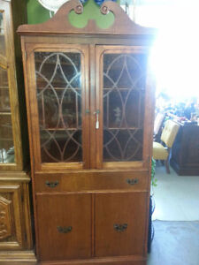 ANTIQUE CHINA CABINETS $299.99 EACH