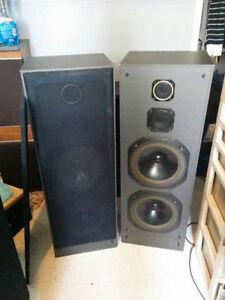 Sharp CP-4500 Speakers