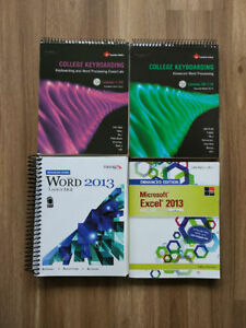 OFFICE ADMINISTRATION GENERAL Textbooks (1. + 2. Semester)