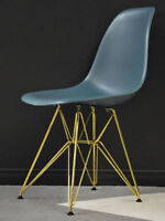 Eiffle Chairs Assorted Colours and Bases